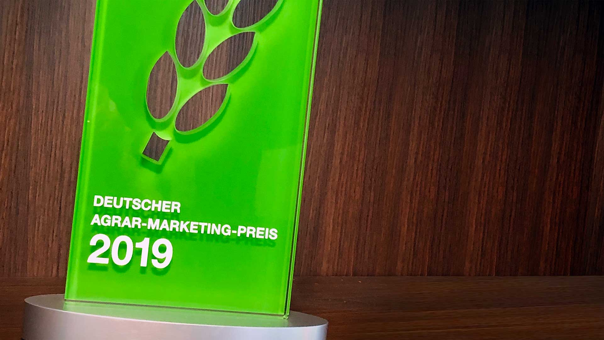 Deutscher Agrar-Marketing-Preis 2019